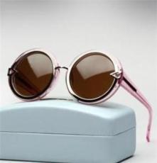 2015佟丽娅同款凯伦沃克时尚复古太阳镜女士潮款太阳眼镜墨镜批发