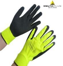 代尔塔手套 乳胶 浸塑 浸胶 耐磨 防滑 防护 劳保工作手套经销商