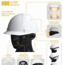 霍尼韦尔头部防护&H99安全帽&湖北经销商&工地帽批发&