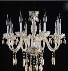 水晶灯厂家批发订做工程水晶灯客厅餐厅卧室吊灯水晶吊灯1k74新款