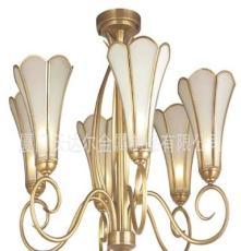 创意 全新款高品质铜艺术别墅吊灯
