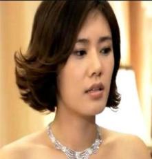 2013爆款韩国首饰品 新款新娘合金项链批发 义乌货源厂家直销