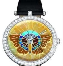 专业生产珐琅手表景泰蓝手表钻石手表黄金手表