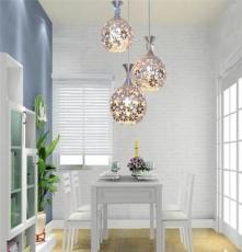 中山燈飾廠家 供應現代時尚家居客廳餐廳創意酒吧手工鋁材吊燈