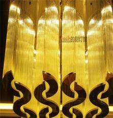 鄂爾多斯定做大型非標酒店別墅會議室商場超市工程水晶LED吊燈