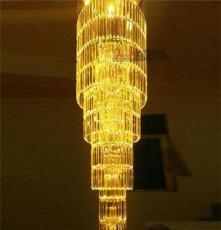 固原、中衛定做大型商場超市非標酒店別墅會議室工程水晶LED吊燈