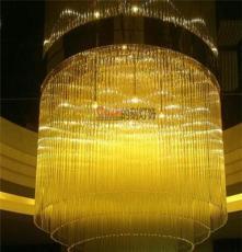呼倫貝爾定做大型非標酒店別墅會議室商場超市工程水晶LED吊燈