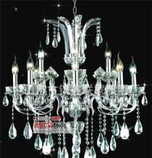 9033 古鎮廠家 高品質鋅合金吊燈/歐式蠟燭燈/蠟燭水晶吊燈