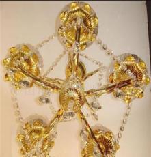 水晶餐吊灯,豪华餐厅灯,卧室灯,宝莲灯,pendant