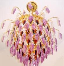 水晶灯,餐厅灯,卧室灯,彩色水晶吊灯,时尚水晶灯,