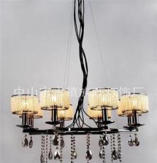 批發供應9990-8歐式風格水晶餐廳燈