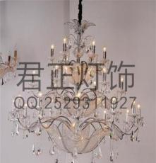 供应厂家直销厂家供应水晶蜡烛灯 玻璃蜡烛吊灯,新款家居吊灯