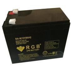 RGB閥控式蓄電池BA-15 12V15AH高能長壽命