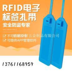 电子塑料扎带超高频芯片标签资产管理RFID
