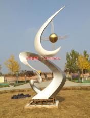 单位不锈钢亚光标志-景泰雕塑厂家