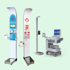 公共衛生檢測全身健康儀HW-V6000體檢一體機