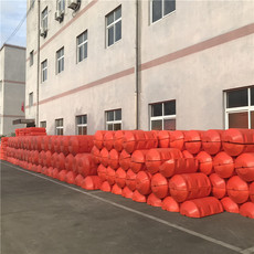 水电站锚链悬索拦污浮排组合式浮筒产商
