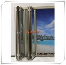 鋁合金折疊門型材定制廠家 新紹鋁材