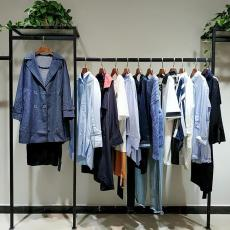 艾格上海原创设计师品牌折扣尾货女装批发