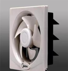 厂家直供 重庆美的换气扇BPT12-14P2全塑型天花板管道吸顶式