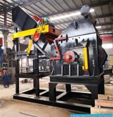 節能環保金屬壓塊破碎機生產線易拉罐粉碎機