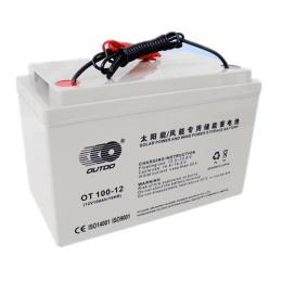 奥特多蓄电池OT24-12 12V24AH产品规格