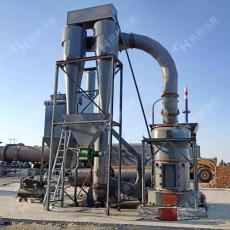 鋅礦加工廠磨粉設備鋅焙砂雷蒙磨