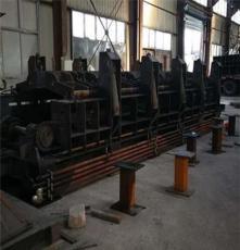 熱銷全自動多功能鋼筋壓塊廢鐵 龍門剪鐵機