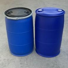 山東新利200升塑料桶藍色雙環桶廠家現貨