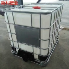 庆云1000升塑料桶1吨方桶IBC桶千升桶直供