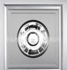 廠家直銷 鋁扣板浴霸 單燈取暖浴霸 300*300浴霸 批發