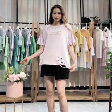 小米街2020年春装新款长袖t恤宽松女装