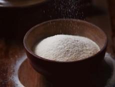 西湖特产藕粉深加工设备纯藕粉羹生产线