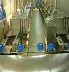 制藥飲片制劑微波干燥殺菌生產流水線
