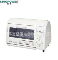 坚濠H7071B机械式烤箱 7L烤箱860W