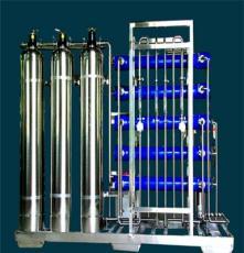 供應廠家直銷四川純化水設備,GMP制藥純化水制取設備