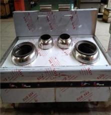 上海廠家不銹鋼燃氣雙炒雙尾灶 雙炒雙溫炒灶 商用雙頭雙尾灶定做