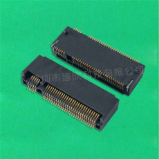 KEY连接器M.2-B型PCI接插件75PIN高4.2MM