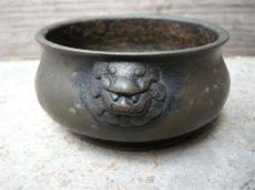 大清紫铜香炉私下交易价格鉴定评估