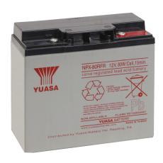YUASA蓄电池NPX-80RFR 12V80W/CeII.15min