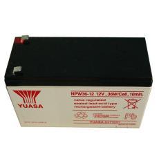YUASA蓄电池NPX-80BFR 12V80W/CeII.15min