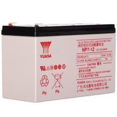 汤浅铅酸蓄电池NP7-12 12V7AH后备电池