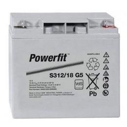 美国GNB蓄电池Powerfit系列S512/18HR移动式