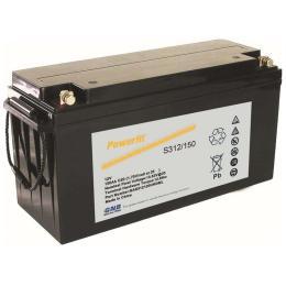 美国GNB蓄电池Powerfit系列S512/35HR电源