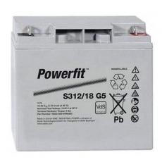 美國GNB蓄電池Powerfit系列S512/75HR儲能