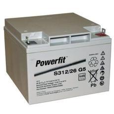 美國GNB蓄電池Powerfit系列S512/200HR醫療
