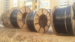 江都区回收电缆-江都区电缆紫铜回收电话
