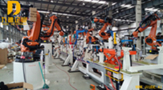 安川机器人定价标准