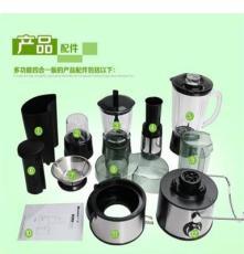 Netmego/乐米高家用不锈钢多功能榨汁机 婴儿果汁机豆浆绞肉干磨