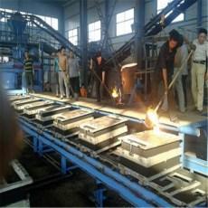 全自动造型机 全方位射砂系统造型生产线